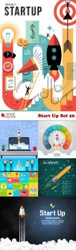 Vectors -- Start Up Set 26