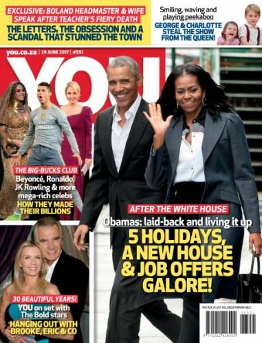 You South Africa - Issue 551 - 29 June 2017