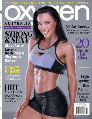 Oxygen Australia - Issue 92 - July-August 2017