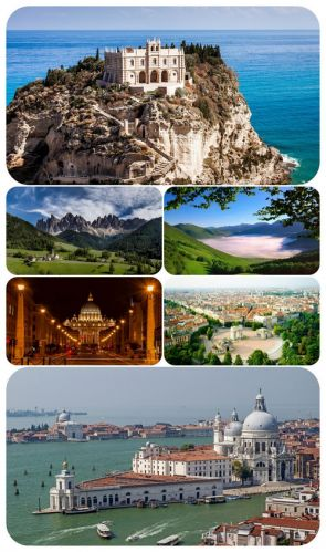 Desktop wallpapers - World Countries (Italy) Part 5