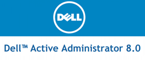 Dell Active Administrator.v8.0.0.2437
