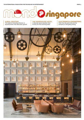 Mondo*dr Singapore - Issue 3 2017