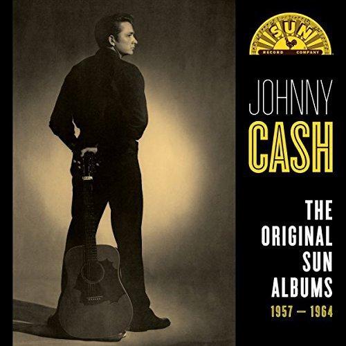Johnny Cash - The Original Sun Albums 1957-1964 (2017) (FLAC)