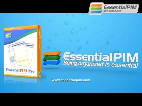 EssentialPIM Pro 7.52 Multilingual Portable