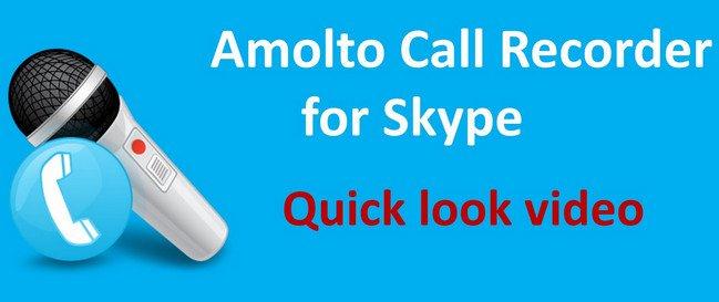 Amolto Call Recorder Premium for Skype 3.5.1
