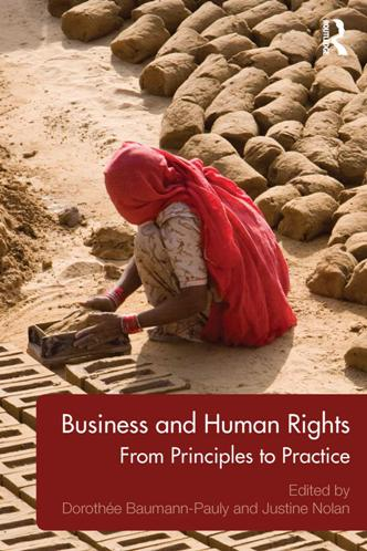 Business and Human Rights : From Principles to Practice
