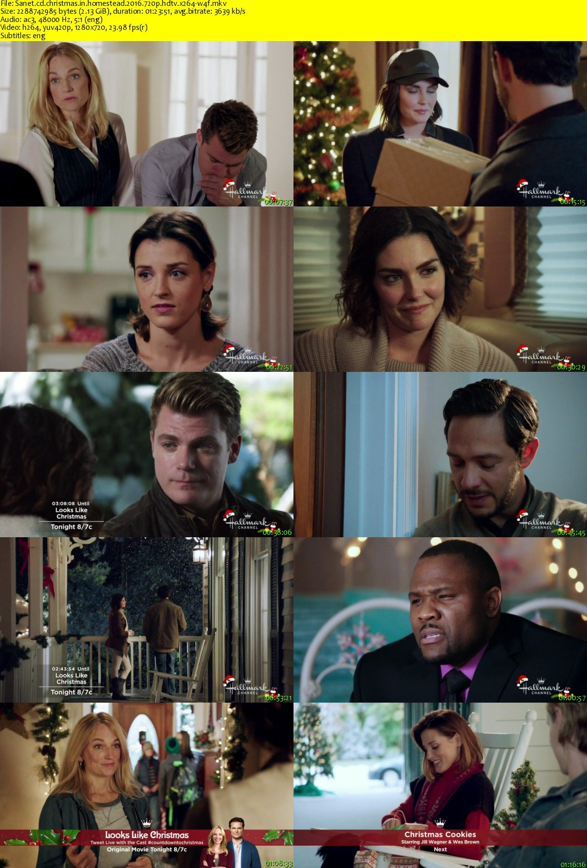 Christmas In Homestead.Download Christmas In Homestead 2016 720p Hdtv X264 W4f