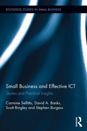 Small Businesses and Effective ICT : Stories and Practical Insights