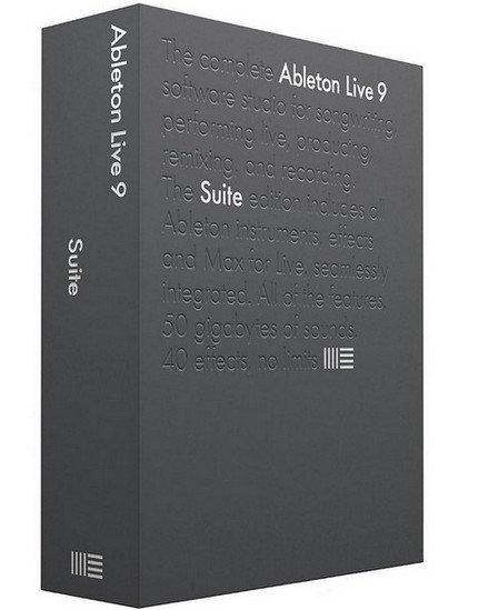 Ableton Live Suite v9.7.4 Multilingual (MacOSX)