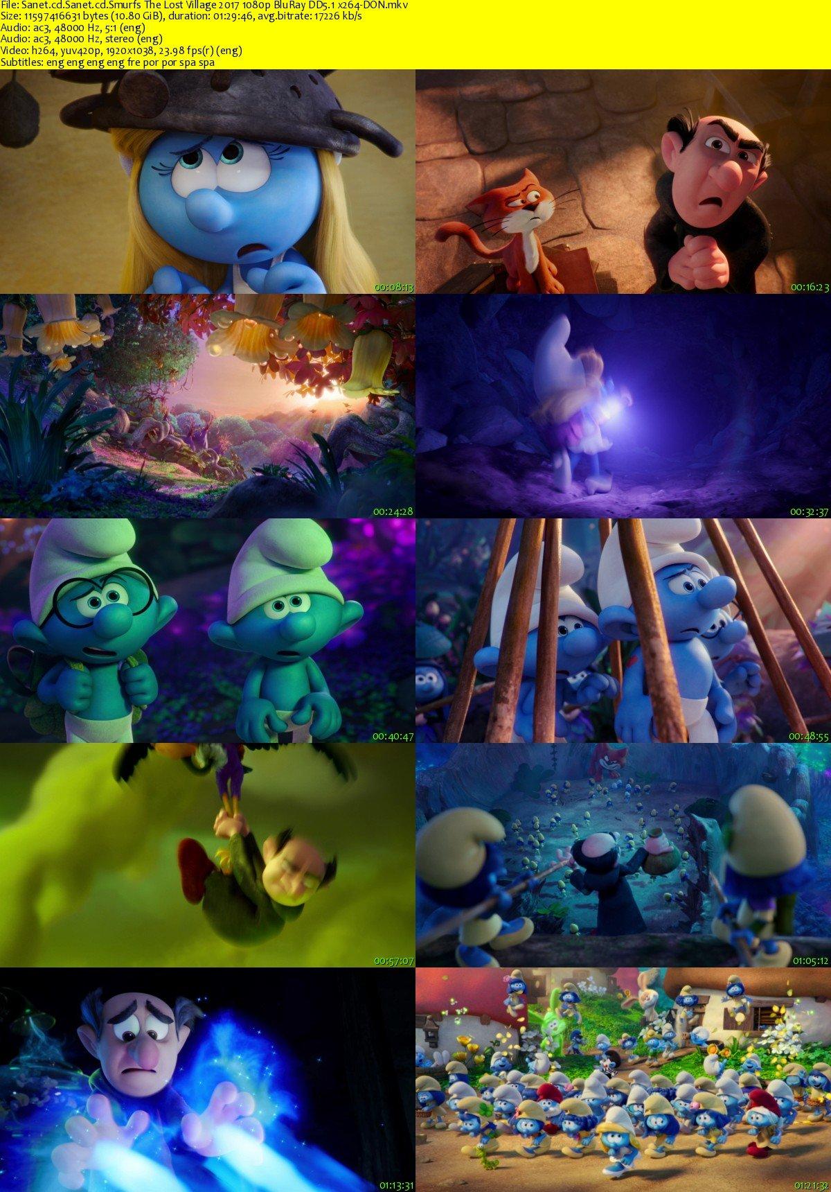 The smurfs 2018 720p bluray qebs5 aac20 mp4 fasm
