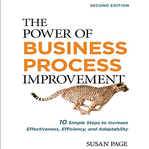 Susan Page – The Power of Business Process Improvement: 10 Simple Steps to Increase Effectiveness, Efficiency, and Adaptability