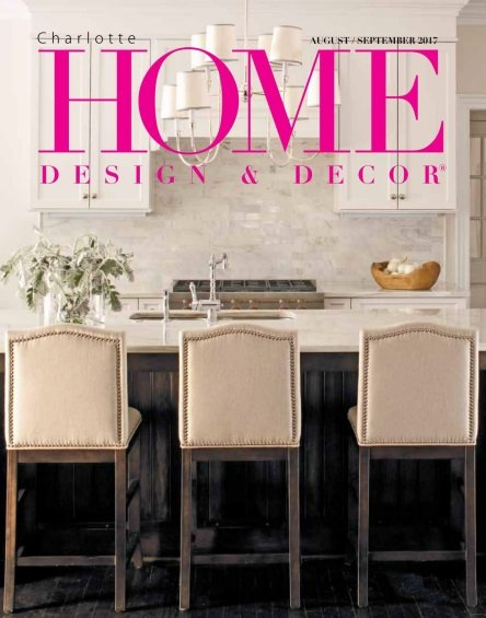 Download charlotte home design decor august september for Style at home august 2017