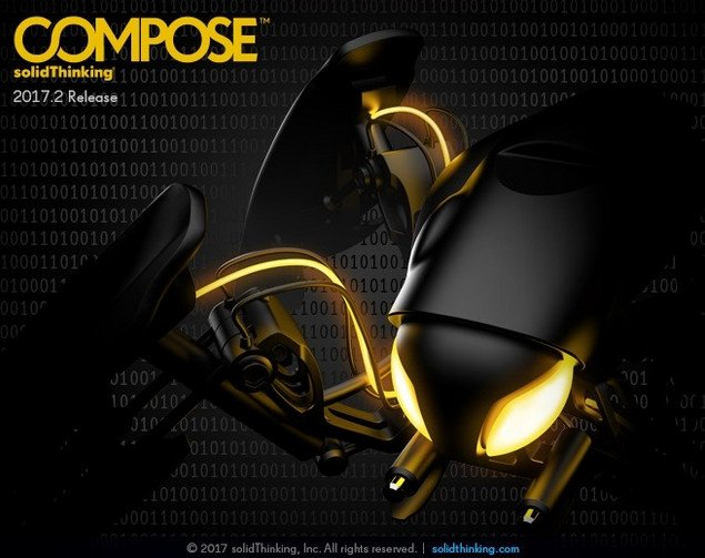 solidThinking Compose 2017.2.3609 (x64)