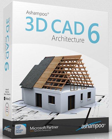 Ashampoo 3D CAD Architecture 6.1.0 Multilingual