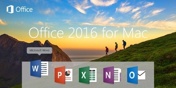 Microsoft Office 2016 for Mac v15.38.0 VL Multilingual