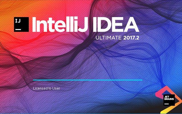 JetBrains IntelliJ IDEA Ultimate 2017.v2.3 Build 172.3968.16