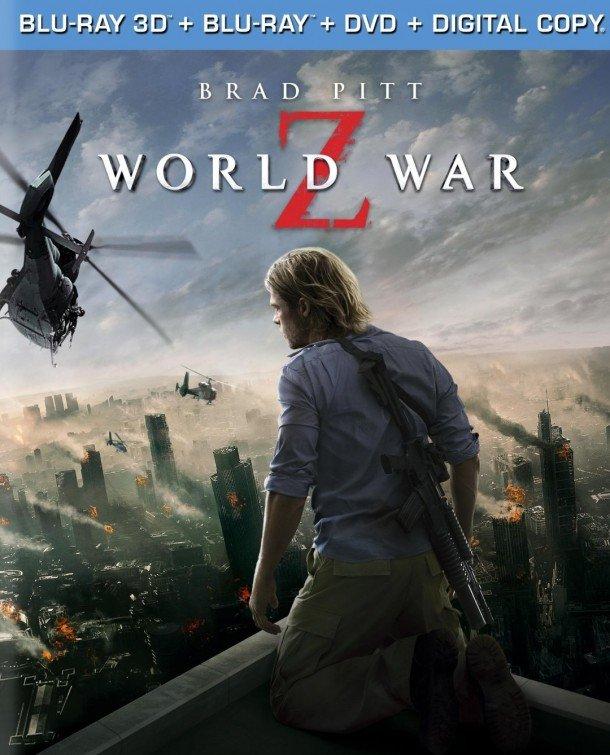 Download World War Z 2013 Extended BluRay 10Bit 1080p Dts-HD