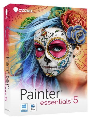 Corel Painter Essentials 5.0.0.1102 (MacOSX)
