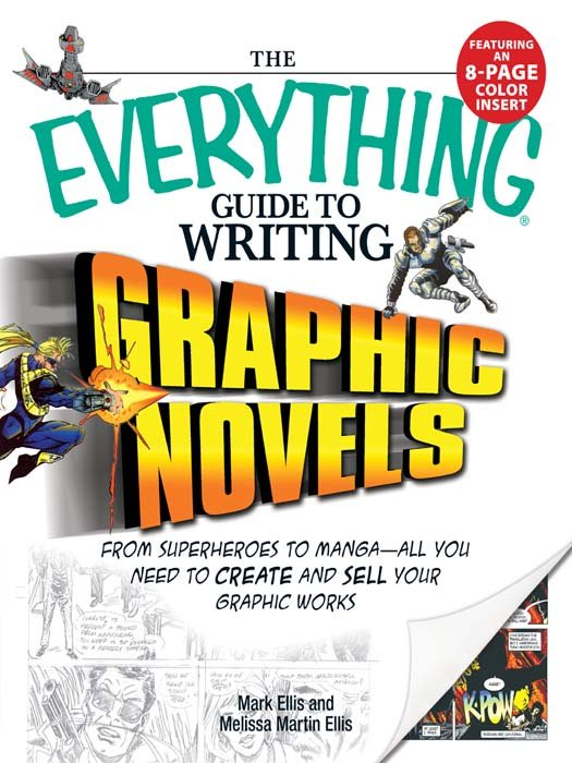 writing graphic novels