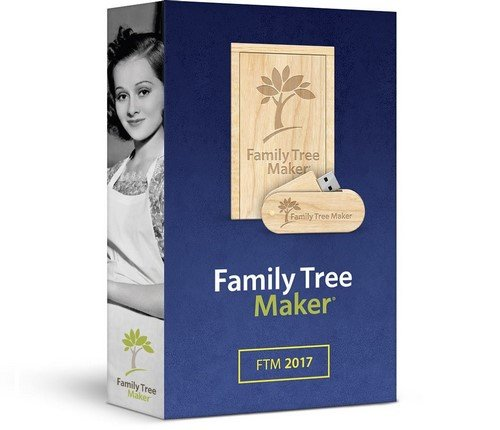 MacKiev Family Tree Maker 2017 23.0.2.1343