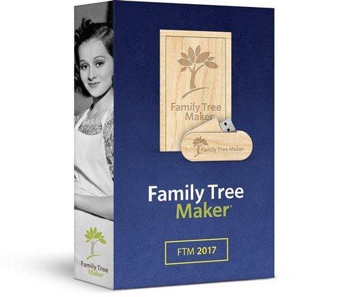 MacKiev Family Tree Maker 2017 23.0.2.1343 (MacOSX)