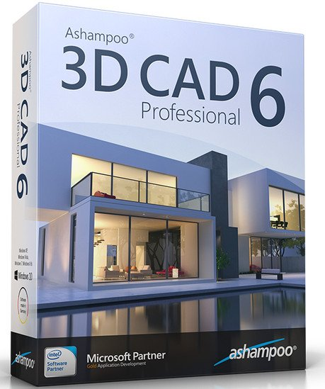 Ashampoo 3D CAD Professional 6.1.0 Multilingual