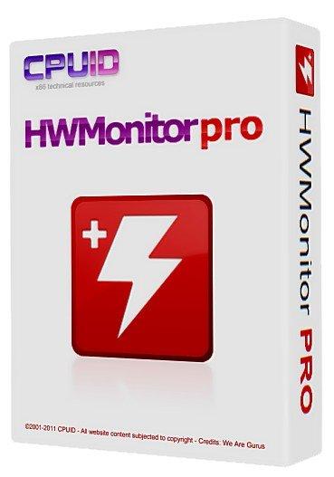 CPUID HWMonitor Pro 1.30