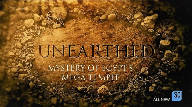 Download Science Ch  - Unearthed Mystery of Egypts Mega Temple 2017