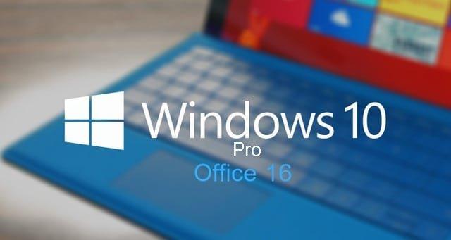 Windows 10 Pro RS2 v1703 Build 15063.448 (x64) + Office 2016  July 2017