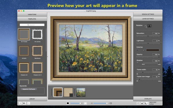 ImageFramer Pro 4.1.1299 (MacOSX)
