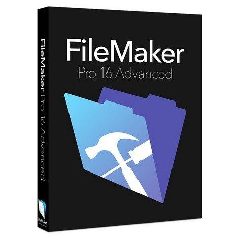 FileMaker Pro 16 Advanced 16.0.2.205 (MacOSX)