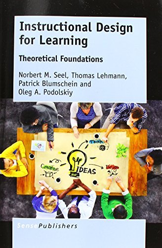 Instructional Design for Learning: Theoretical Foundations