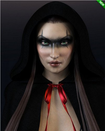 Nyx for Genesis 8 Female