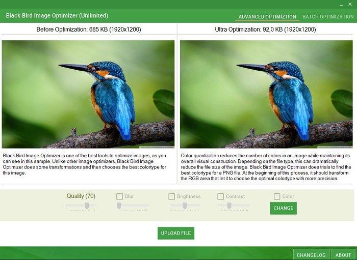Black Bird Image Optimizer Pro 1.0.2.2 Portable