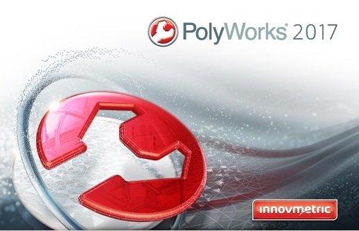InnovMetric PolyWorks 2017 IR3.1