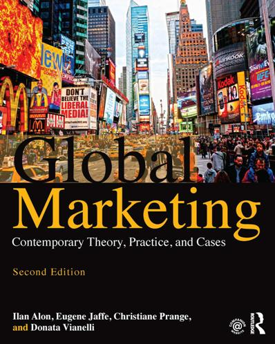 Global Marketing : Contemporary Theory, Practice, and Cases, Second Edition