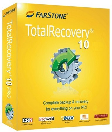FarStone TotalRecovery Manager 10.10.1 WinPE Edition