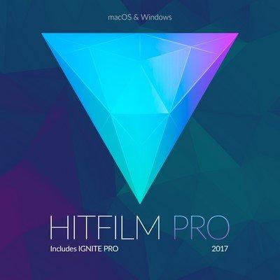 FXhome HitFilm Pro 2017 v5.0.6614.39737