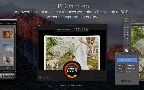JPEGmini Pro 2.0.0 Build 134 MacOSX