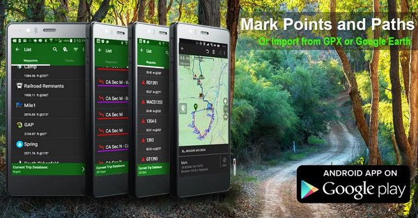 BackCountry Navigator TOPO GPS v6.5.9