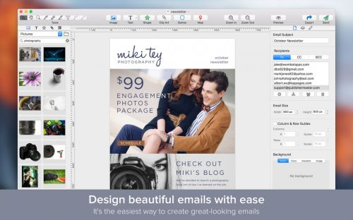 Mail Master  v1.1.0 Multilingual (MacOSX)