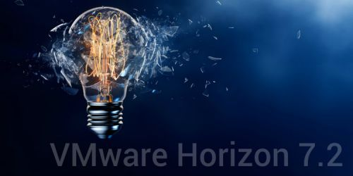 VMware Horizon 7.2 Enterprise Edition + Client 4.5