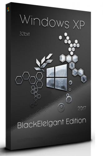 Windows XP BlackElegant Edition 2017