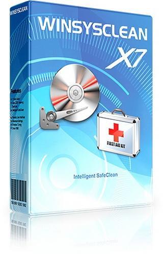WinSysClean X7 PRO 17.2.0 Build 2645 + Portable