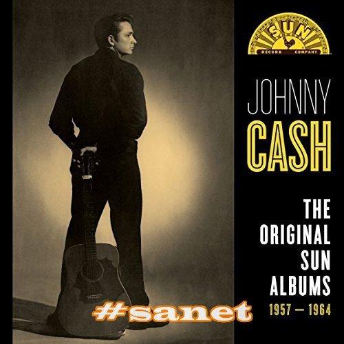 Johnny Cash - The Original Sun Albums 1957-1964 (2017)