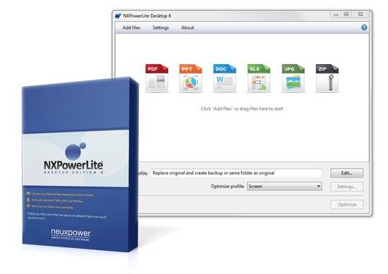 Neuxpower NXPowerLite Desktop Edition 7.1.5 Portable