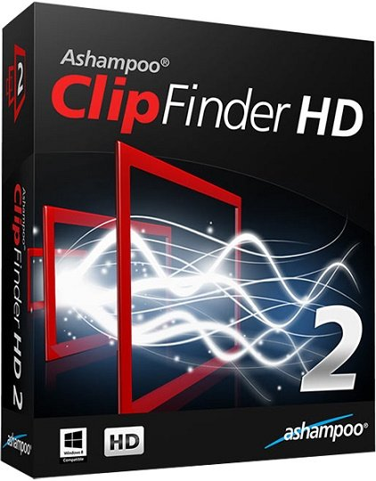 Ashampoo ClipFinder HD 2.50 Multilingual