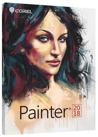 Corel Painter 2018 v18.0.0.621 + Key (Mac OS X)
