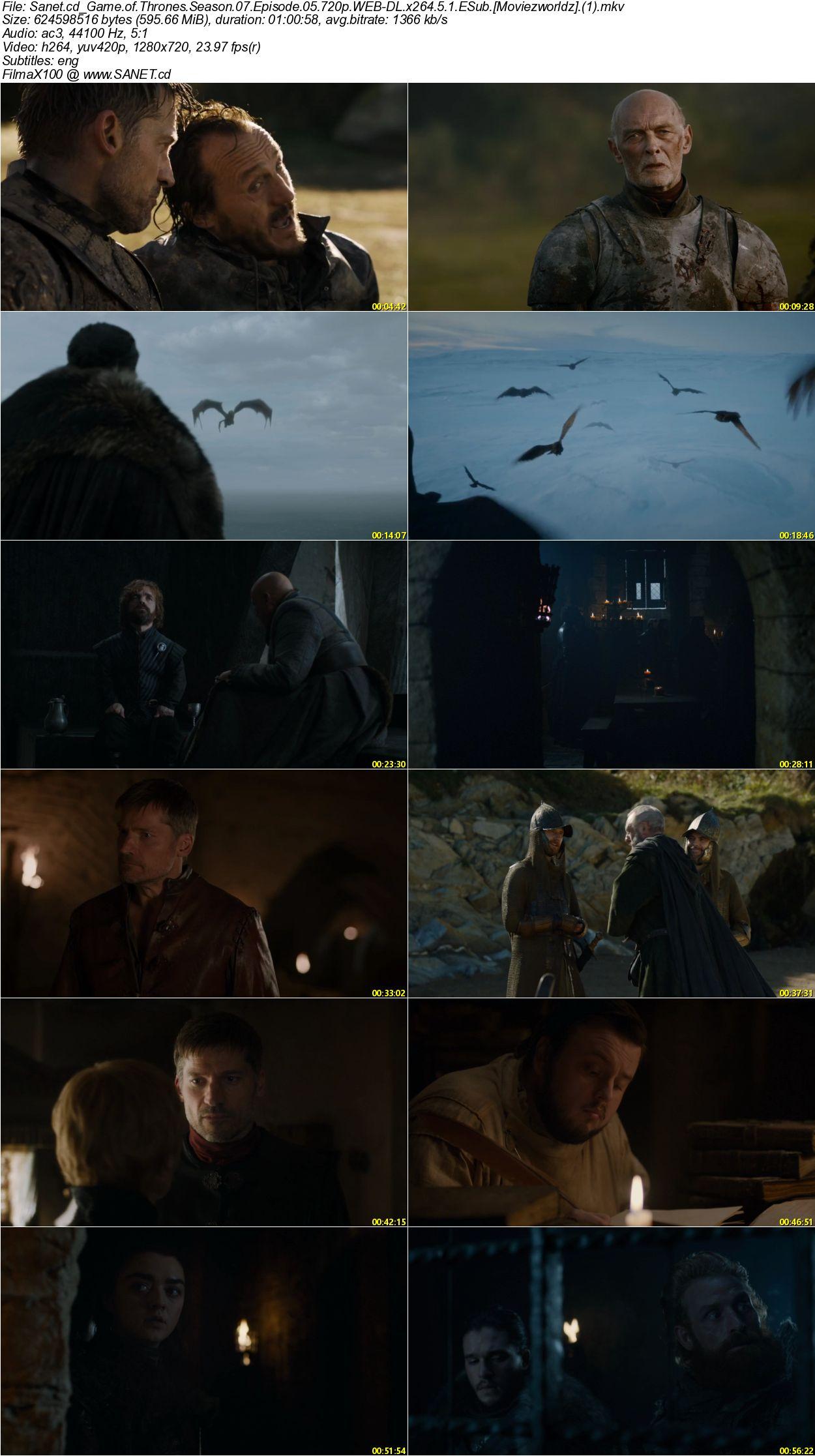 Game of thrones Season 3 720p Bluray