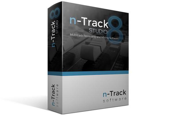 n-Track Studio EX 8.1.4.3462 Multilingual (x64)